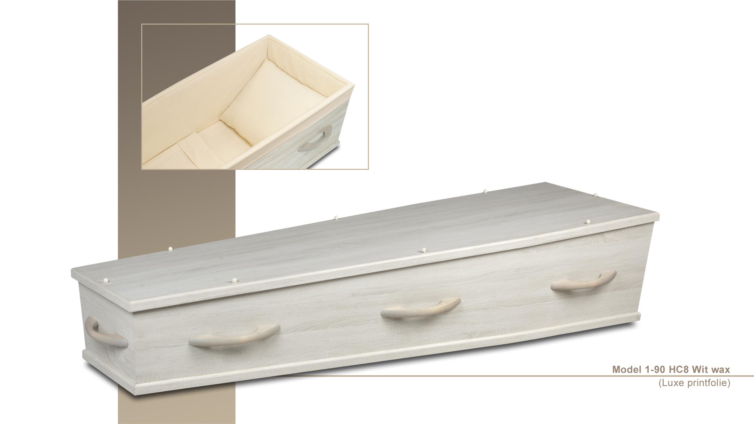 1-90 HC8 Wit wax